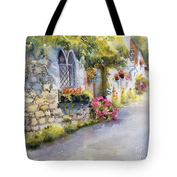 Church Hill, Hythe, Kent Tote Bag