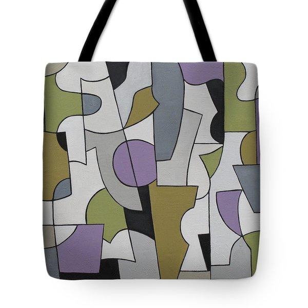 Circuitous Tote Bag