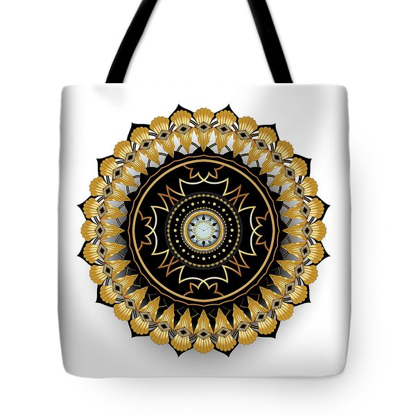 Circumplexical No 3511 Tote Bag
