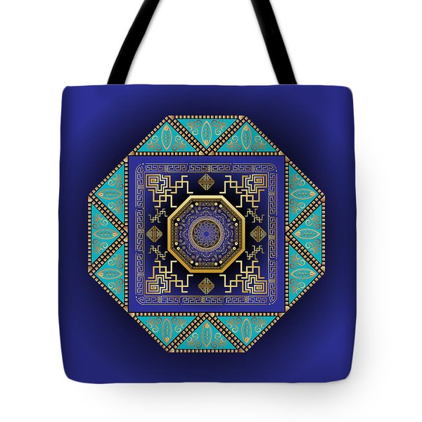 Circumplexical No 3555 Tote Bag