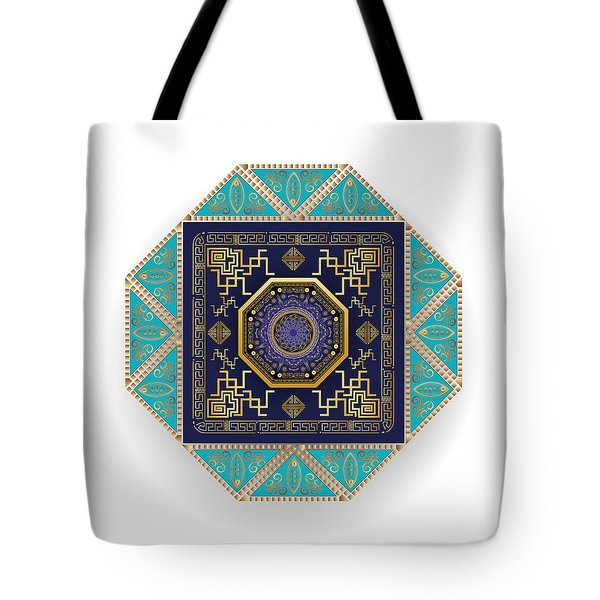 Circumplexical No 3556 Tote Bag