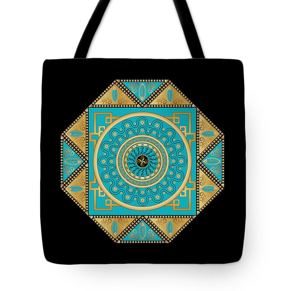 Circumplexical No 3557 Tote Bag