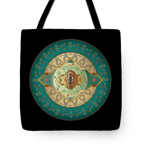 Circumplexical No 3838 Tote Bag