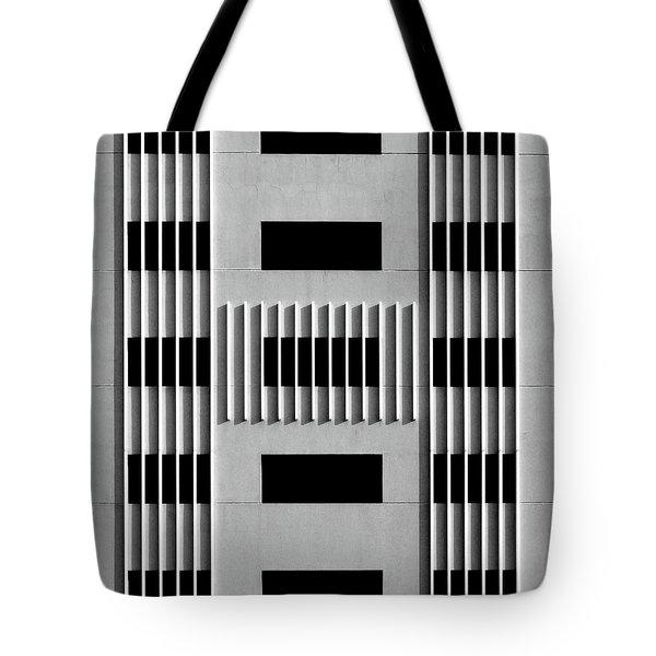 City Grids 64 Tote Bag