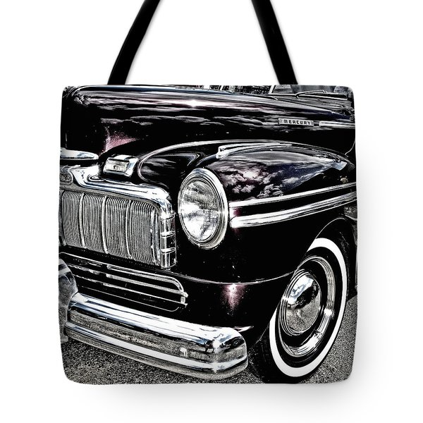 Classic Mercury Tote Bag