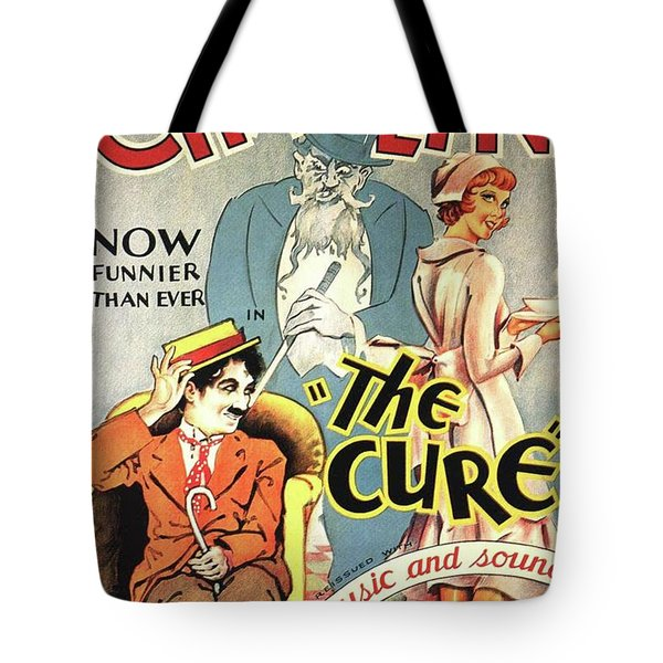 Classic Movie Poster - The Cure Tote Bag