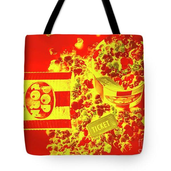 Classic Splashback Tote Bag