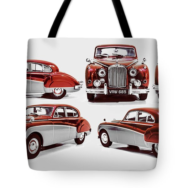 Classically British Tote Bag