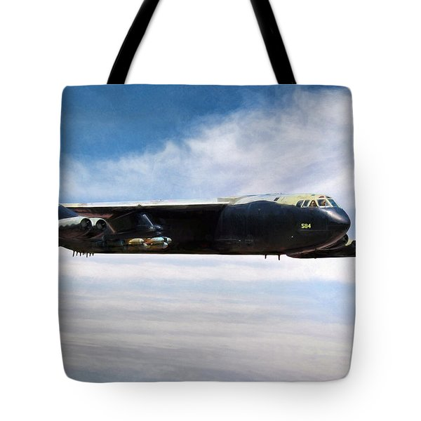 Clear And Present Danger Tote Bag