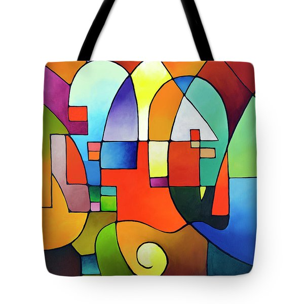 Clear Focus 2, Canvas Two Tote Bag