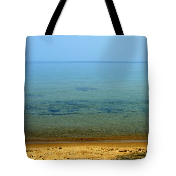 Clearness Of Lake Superior Tote Bag