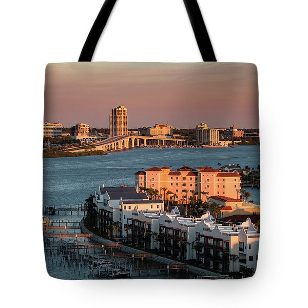 Clearwater Evening Tote Bag
