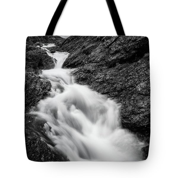 close to Ygnisdalselvi, Norway Tote Bag