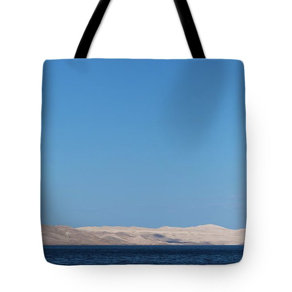 Tote Bag featuring the photograph Cloud by Davor Zerjav