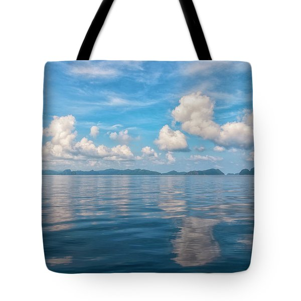 Clouded Bliss Tote Bag