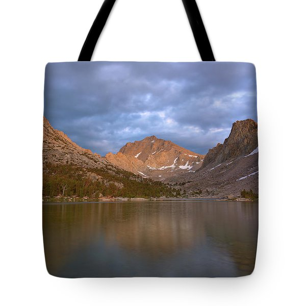 Clouds Over Kearsarge Tote Bag