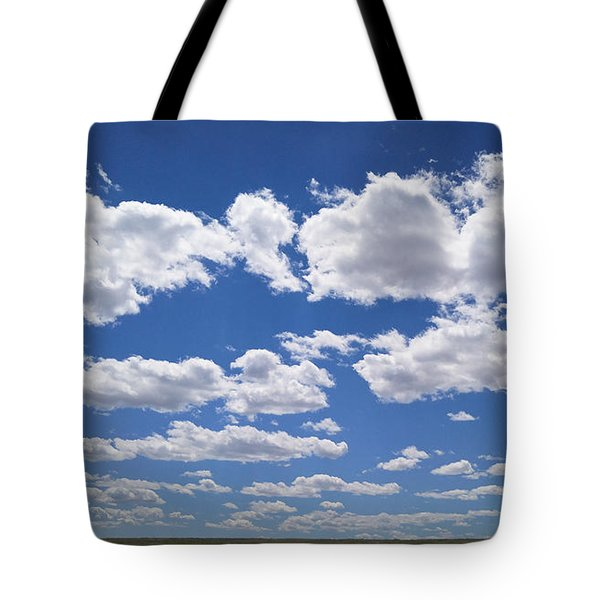 Clouds, Part 1 Tote Bag