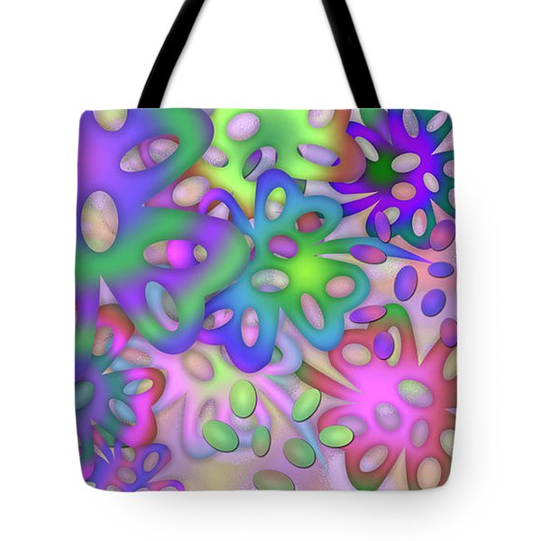 Clover Remix One Tote Bag