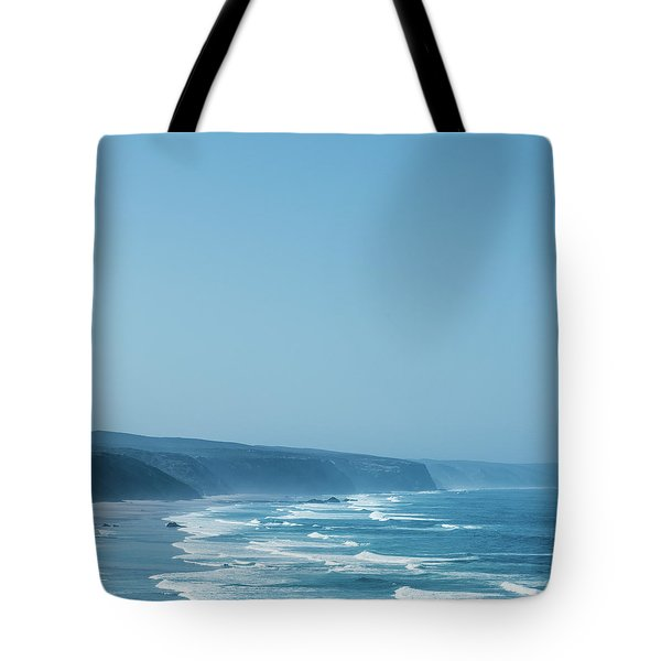Tote Bag featuring the photograph Coastal Dream I by Anne Leven