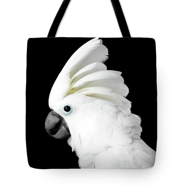 Cockatoo Alba Tote Bag