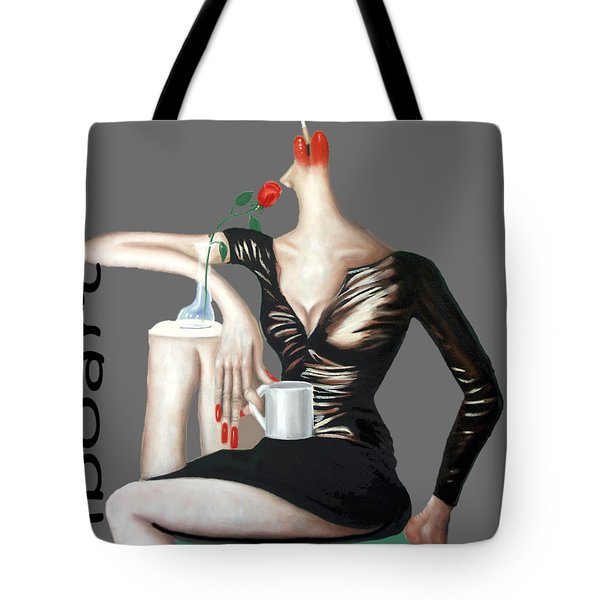 Coffee Break T-shirt Tote Bag