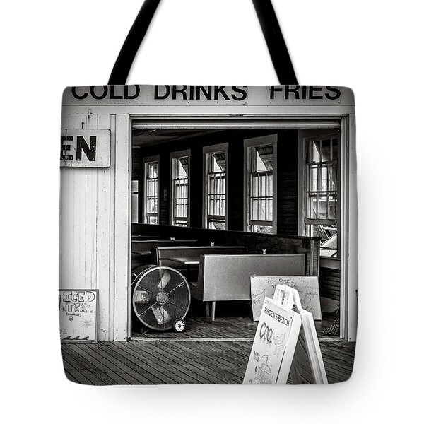 Cold Drinks Tote Bag