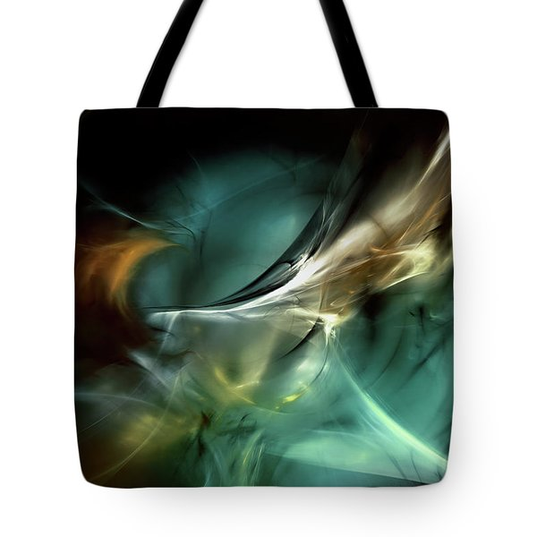 Cold Fusion Tote Bag