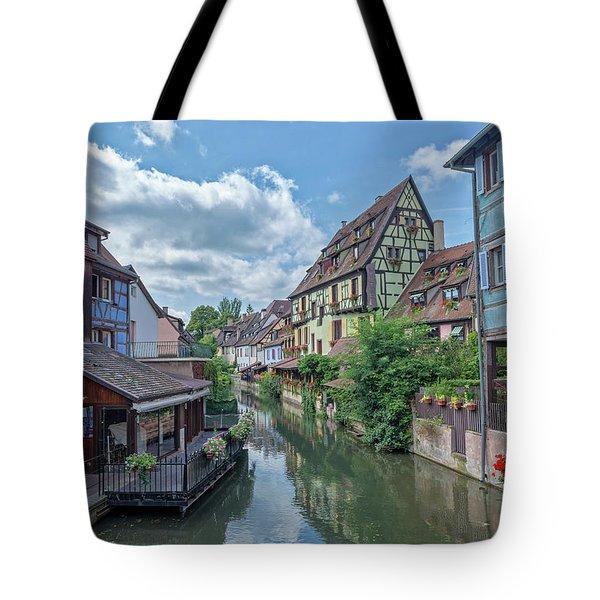 Colmar In France Tote Bag
