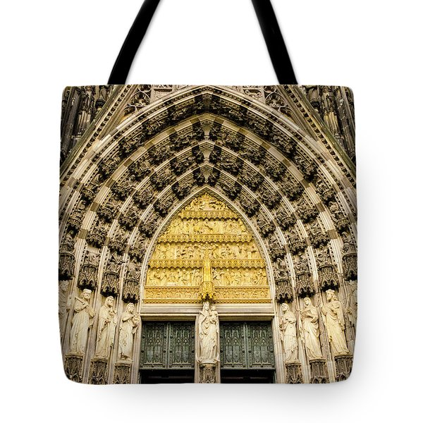 Cologne Cathedral Tote Bag