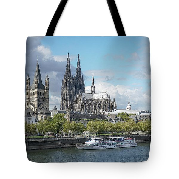 Cologne, Germany Tote Bag