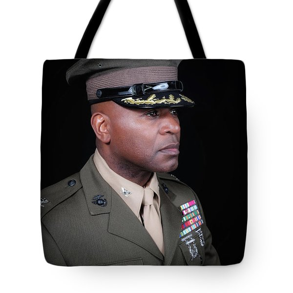 Tote Bag featuring the photograph Colonel Trimble 1 by Al Harden