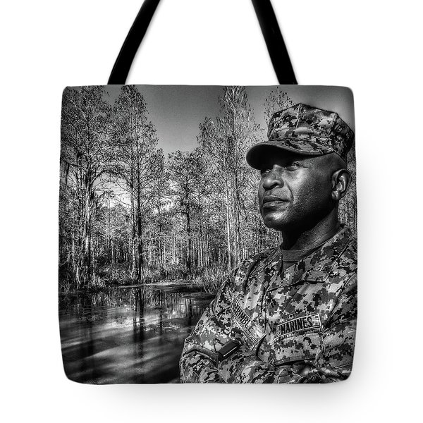 colonel Trimble 2 Tote Bag