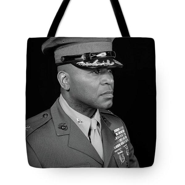 Colonel Trimble Tote Bag