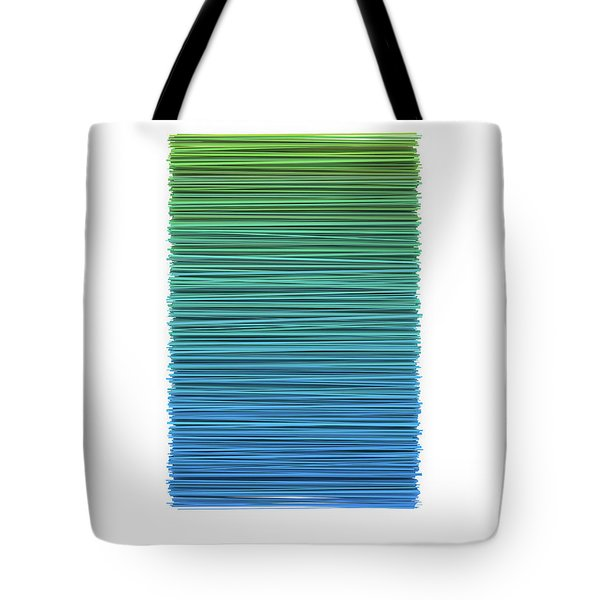 Color And Lines 5 Tote Bag