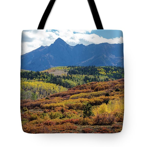 Colorado Color Bonanza Tote Bag