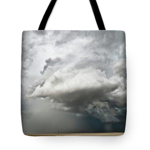 Colorado Sky Tote Bag