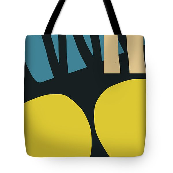 Colorful Bento 5- Art By Linda Woods Tote Bag