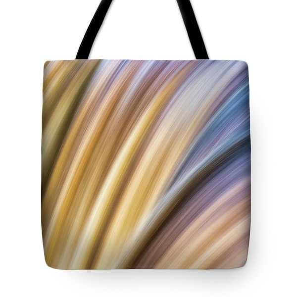 Colorful Flow Tote Bag