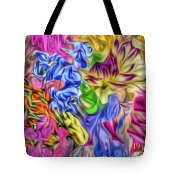 Colors From Nature Tote Bag