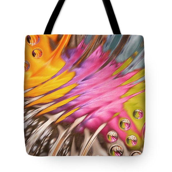 Colors In Vitro 2 Tote Bag