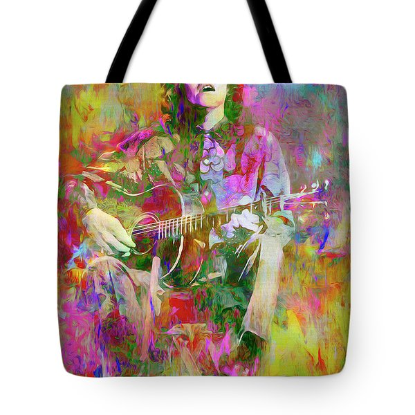 Colours, Donovan Tote Bag