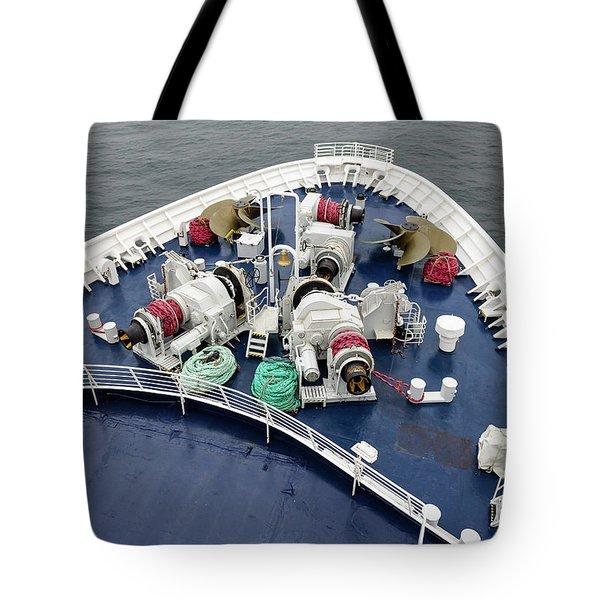 Colours. Sea Green Tote Bag