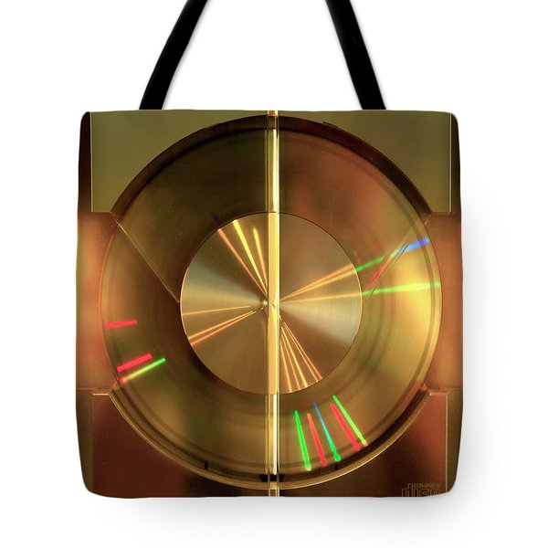 Colours. Time Tote Bag