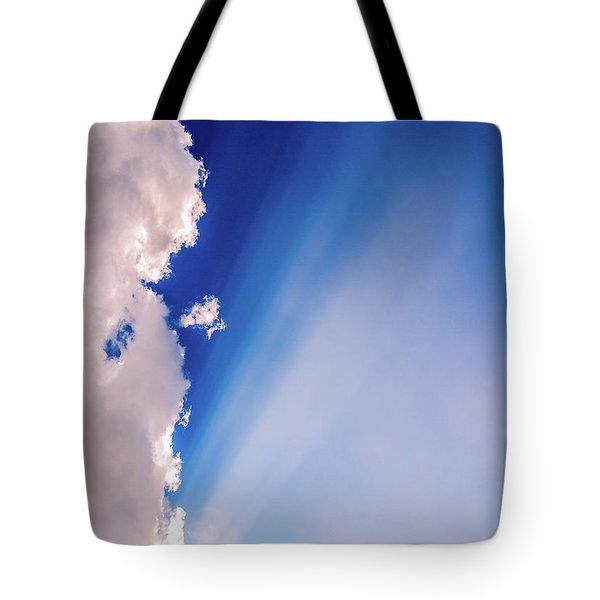 Colours.blue Tote Bag