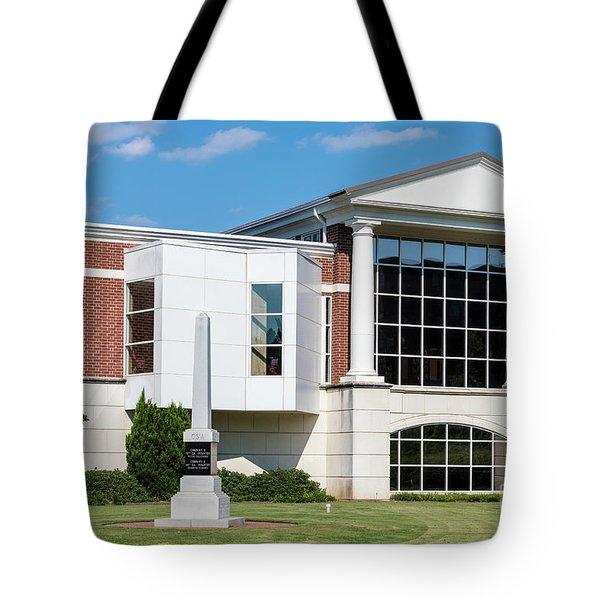 Columbia County Main Library - Evans Ga Tote Bag