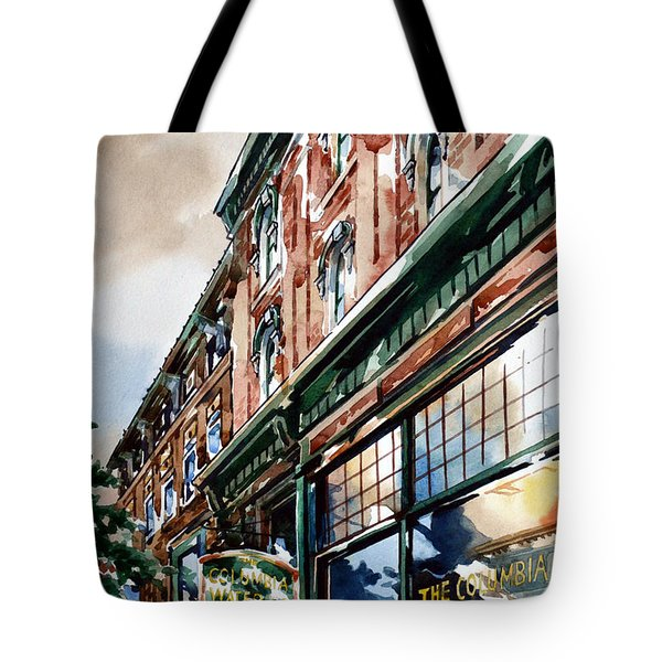 Columbia Water Tote Bag