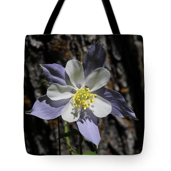 Columbine Tote Bag