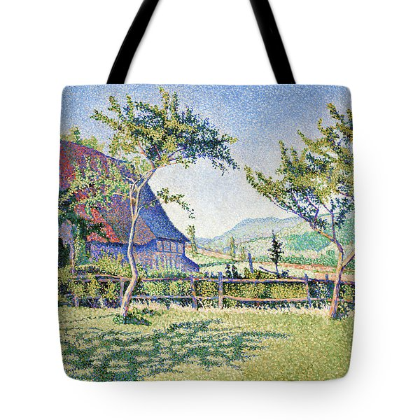 Comblat-le-chateau, The Meadow - Digital Remastered Edition Tote Bag