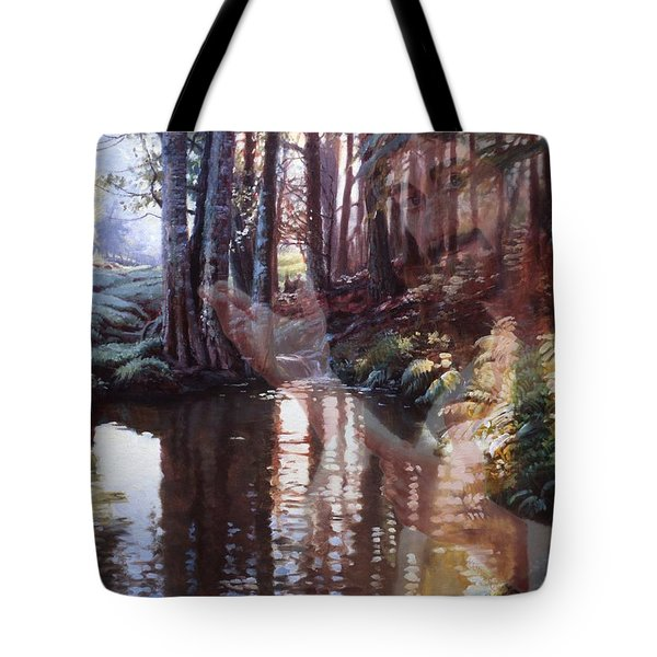 Come, Explore With Me Tote Bag