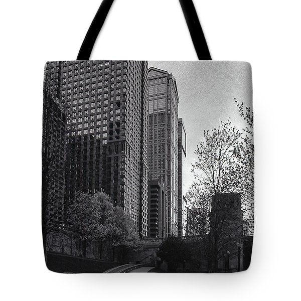 Come On Up Tote Bag